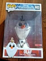 Funko Pop! Disney Frozen 2 Olaf 10 inch Target Exclusive 603 - $57.99