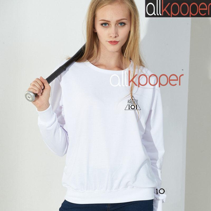 Kpop PRODUCE 101 Samuel Kim Sweater Hoodie Kang Daniel LAI KUAN LIN Sweatershirt