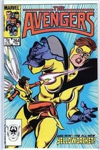 The Avengers #264 Copper Age Marvel Comic Submariner! Captain Marvel! He... - $3.99