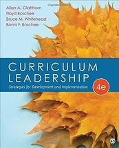 Curriculum Leadership: Strategies for Development and Implementation [Ha... - $99.95