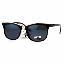 CG Eyewear Womens Sunglasses Metal Top Soft Rectangular Fashion Shades - $9.95