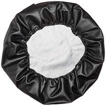 """Life is Good Tire Cover Simple Daisy, Night Black, 32"""" image 2"""