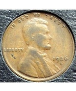1926-D Lincoln Wheat Penny F #161 - $2.79