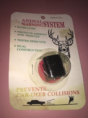 Primary image for animal warning system prevents car deer collisions