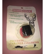 animal warning system prevents car deer collisions - $25.22