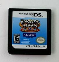Harvest Moon DS: Sunshine Islands (Nintendo DS, 2010) Cartridge Only Tested - $14.95