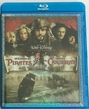 Pirates of the Caribbean: At Worlds End (Blu-ray Disc, 2007, 2-Disc Set) - $9.90