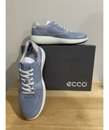 Ecco Soft 7 Runner Dusty Blue/Shadow White  - $40.00