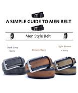 Casual Patchwork Men Belts | Designers Luxury Men Fashion Belt Trends | ... - $16.99