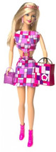 Barbie Hip 2 Be Square By Mattel - $35.36