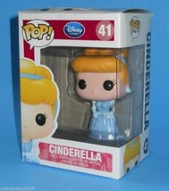 New POP Funko Cinderella Vinyl Figure Series 4 No 41 Disney Princess Girl Gift - $11.96