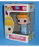 New POP Funko Cinderella Vinyl Figure Series 4 No 41 Disney Princess Gir... - $11.96