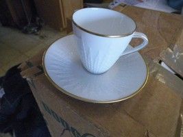 Hutschenreuther demi cup and saucer (Excellence) 5 available - $3.22