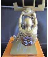 Shaq Shaquille O'Neal Signed Lakers Staples Center Statue - Global Authe... - $159.99