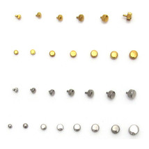 Watch CROWNS & WINDERS Silver & Gold Parts 3mm to 7mm Waterproof Stainle... - $7.95