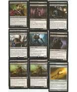Black Deathtouch Theme Deck - Custom MTG Magic the Gathering Rares Ready to Play - $35.99