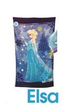 Disney Frozen Queen Elsa Bath Towel Cotton New Girls Bathroom Decor by I... - $19.75