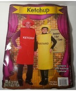 Ketchup Catsup Bottle Halloween Costume One Size 2pc Tunic and Hat - $19.35