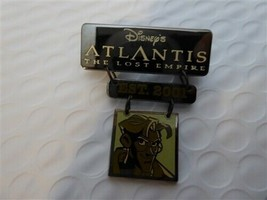 Disney Trading Pins 7584 100 Years of Dreams #35 Atlantis, The Lost Empire - $18.58