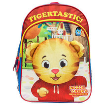 Daniel Tiger's Neighborhood 16 Inch Youth Backpack Red - $33.45 CAD