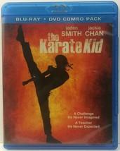 The Karate Kid (Blu-ray/DVD Combo, 2010, 2-Disc Set) Jackie Chan Jaden S... - $5.65