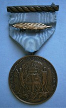 Masonic Grand Lodge Of The State of NY Half Century Of Devotion Medal, 1893 - $40.50
