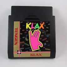 Klax (Nintendo NES, 1990) Tengen Cartridge Only Pre Owned CLEANED & TESTED - $14.84