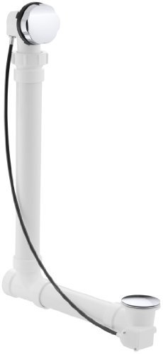 Kohler K 7213 Cp Clearflo Cable Bath Drain Polished