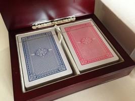 Spielkarte Spieler Geschenkverpackung ~ Enthält 2 Verpackt Decks Of Cards - $22.76