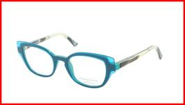 Face A Face Eyeglasses Frame HELLO 1 Col. 5022 Acetate Dark Blue Transparent - $316.62