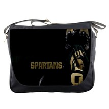 Messenger Bag Michigan State Spartans Nature Basketball Animation Design Fantasy - $30.00