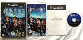 ☆ Harry Potter & The Prisoner of Azkaban (Nintendo GameCube 2004) COMPLE... - $12.90
