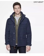 TIMBERLAND MEN'S SNOWDON PEAK 3-IN-1 M65 WATERPROOF JACKET A1NXE433 SIZE:L - $164.47