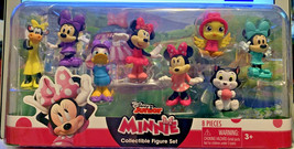 Disney Junior Minnie Mouse Collectible Figure - $19.88