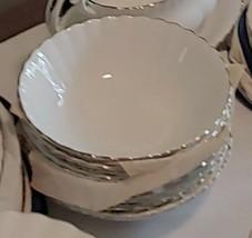 Royal Albert Chantilly Platinum Fruit/Sauce Bowl - $10.00