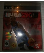 NBA 2K15 PS3 Complete CIB Tested Sony PlayStation 3 Ps3 Game Good 2K Spo... - $7.91