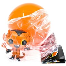 Funko Paka Paka Boo Hollow Series 1 Scratch Metallic Devil 1/18 Chase Figure