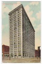 State National Bank Building Oklahoma City OK 1910 postcard - $5.94