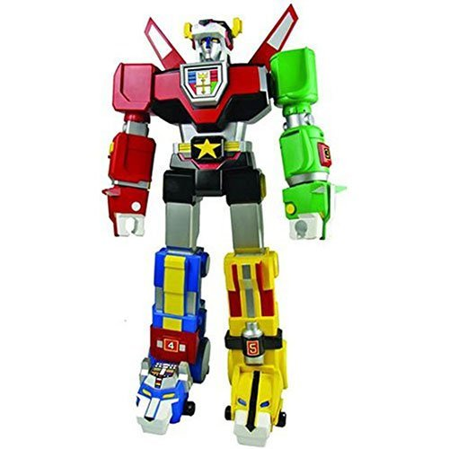 Voltron 30th Anniversary Jumbo Lion 24-Inch Action Figure
