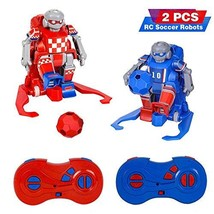 RC Soccer Robots for Kids,RELACC ER10 Kids Toys Set with 2 Goals Gift Fo... - $48.59