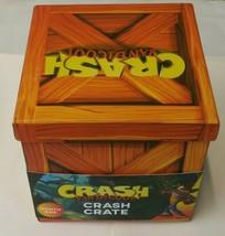 Crash Bandicoot Crash Crate Loot Box w/ Mug, Magnets, Bottle Opener, & S... - $21.99