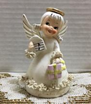 Vintage LEFTON Septembers Angel BIRTHDAY Figurine, Collectible Figurine ... - $12.50
