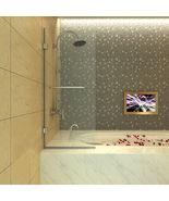 Luxury Frameless Glass Tub Door Neo Angle Shower Enclosure Bathtub Showe... - $549.00