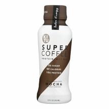 Kitu - Super Coffee Mocha - Case Of 12 - 12 Fz - $52.96