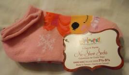 3-Pair Girls Socks Shoe Size 7.5-3.5 Lalaloopsy - $8.98