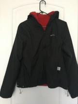 Champion Reversible Women's Sz S Athletic Jacket Red/Black  - $65.10