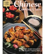 Chinese Cooking Class (Look & Cook Library) [Paperback] California Magaz... - $9.85