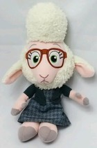 "Disney Zootopia Movie 9"" Assistant Mayor Bellwether Lamb Plush Sheep 2016  - $9.46"