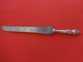 Columbia by 1847 Rogers Plate Silverplate HH Bread Knife Pitted Old Blade - $149.00