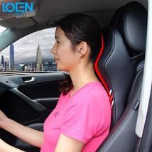 LOEN Hot Sell 3D Memory Foam Car Headrest Pillow Neck Support Car Seat P... - $46.18+
